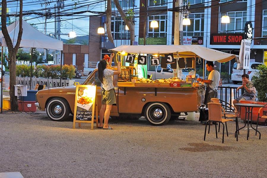 Food Truck @ Tamarind Market Hua Hin