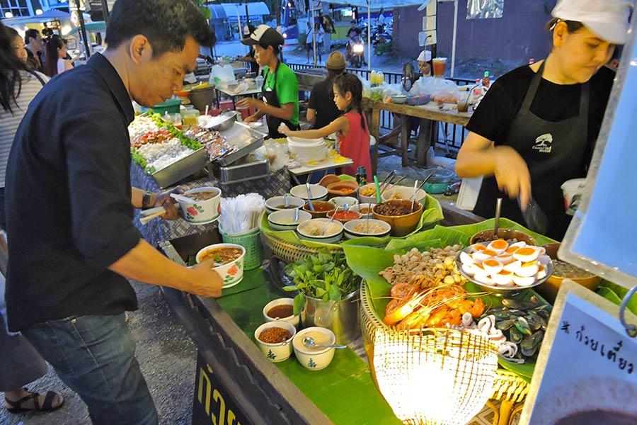 Food @ Tamarind Market Hua Hin