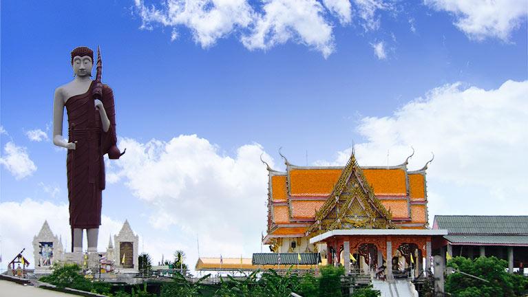 Wat Khao Noi - Hua Hin