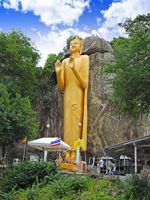 Big Buddha @ Khao Takiab