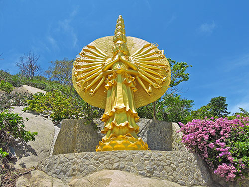 Guanyin - The Goddess of Mercy