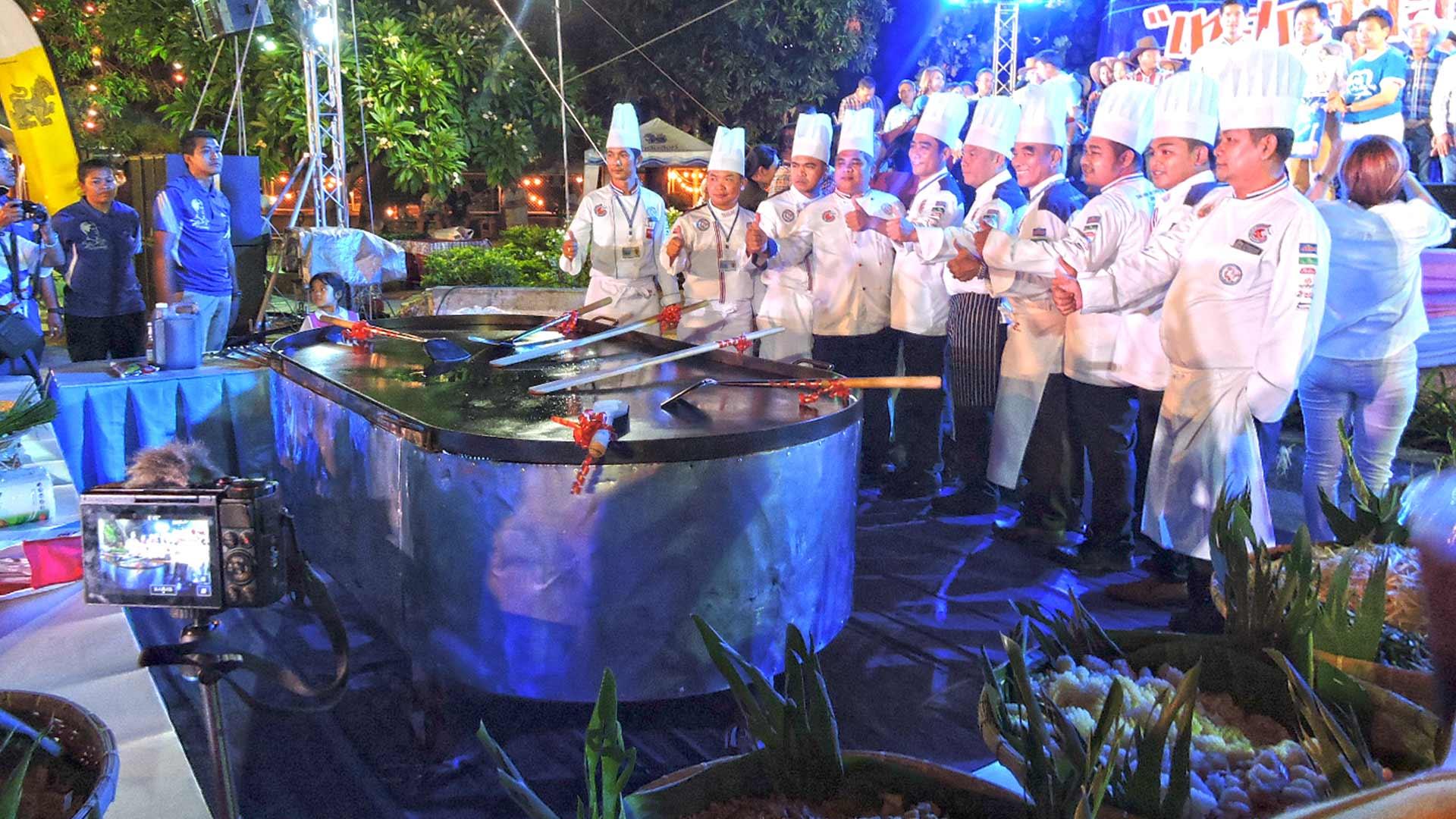 Hua Hin Food fest 2017