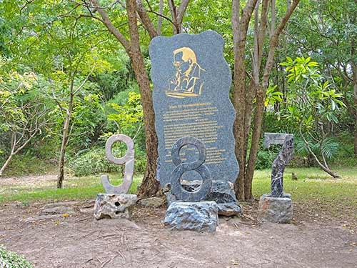 King Bhumiphol - Khao Hin Lek Fai, Hua Hin