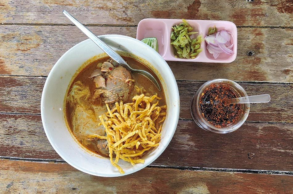 Khao Soi - Chiang Mai Noodles